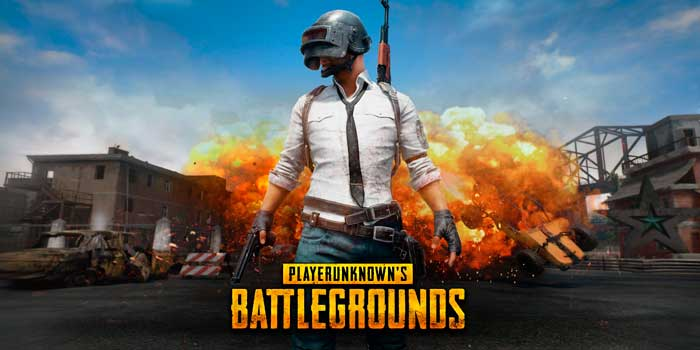 PUBG – Player Unknown's Battle Grounds