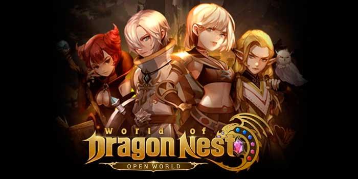world of dragonest